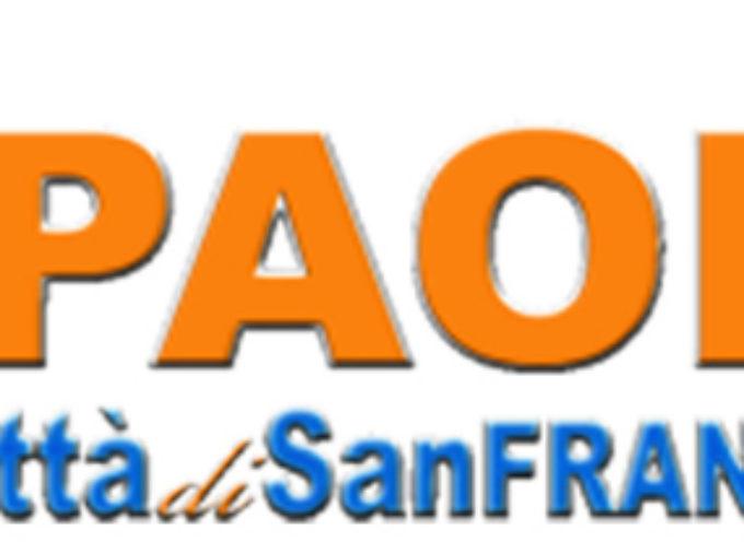 Il Comune di Paola si accorda con la Coldiretti e la Fiera di San Francesco cambia volto