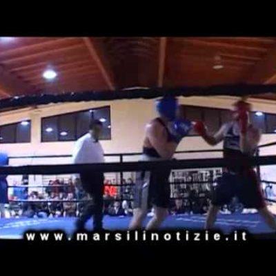 Incontri Boxe C.U.S. 23/11/2013
