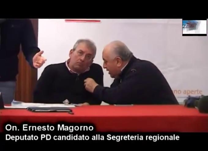 Magorno vede strane manovre nella Giunta (ex) Scopelliti