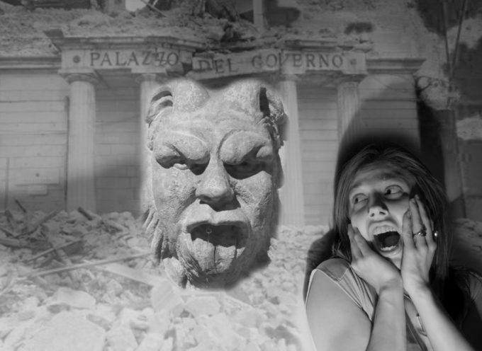 Paura e disgusto a Palazzo*