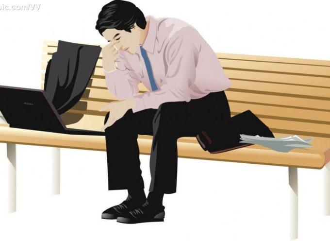 Ammalarsi di disoccupazione