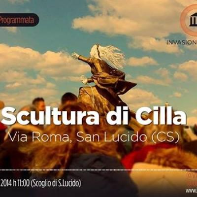 """Invasioni digitali a San Lucido con """"Leggenda d'amare"""""""