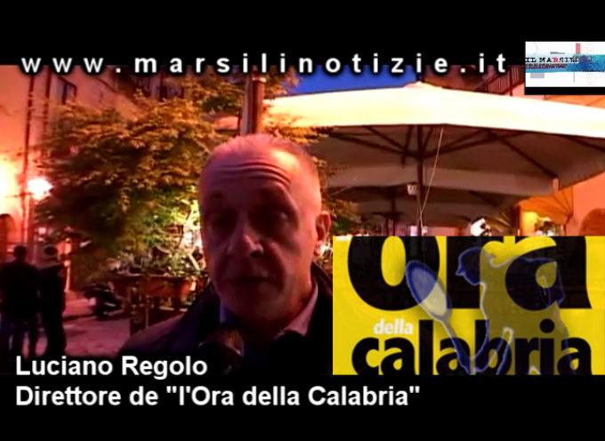 L'Ora della Calabria, Regolo sulla solidarietà: «ho visto l'assenza più clamorosa dal NCD»