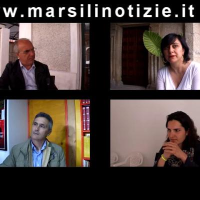 "Video Intervista ""quadrupla"" ai candidati a Sindaco di Amantea"