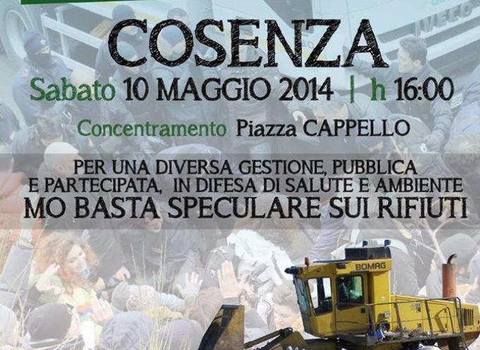 Tutta la Calabria, un solo promemoria: «mo' basta, riprendiamoci i territori»