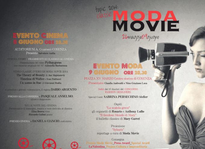 Moda Movie: il via alle serate conclusive
