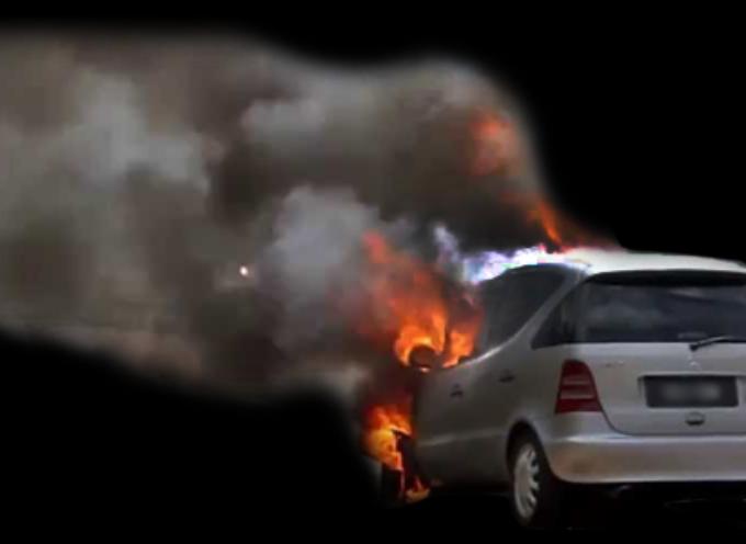 Paola – Incendiata l'auto all'ing. Antonio Vigliotti [Cambia Paola: «Inquietante»]