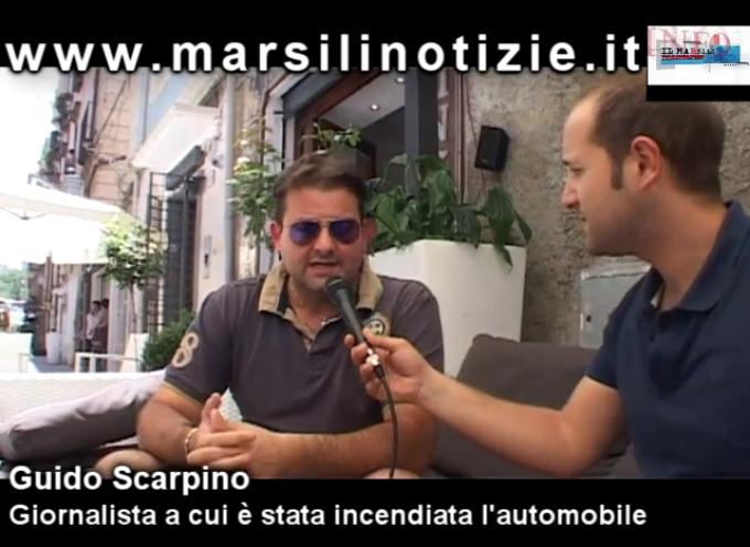 [Scarpino a Ferrari] « Se ti senti leso mi denunci, non mi attacchi dal palco » [VIDEO INTERVISTA]