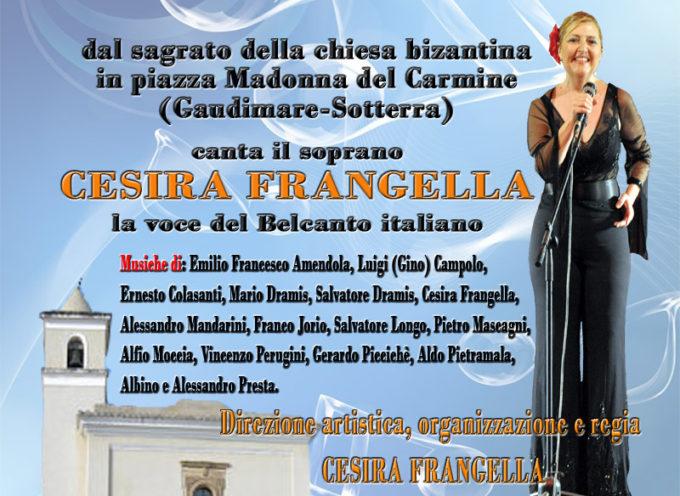 Paola, l'Amore di un Cittadino ed un Canzoniere. Stasera
