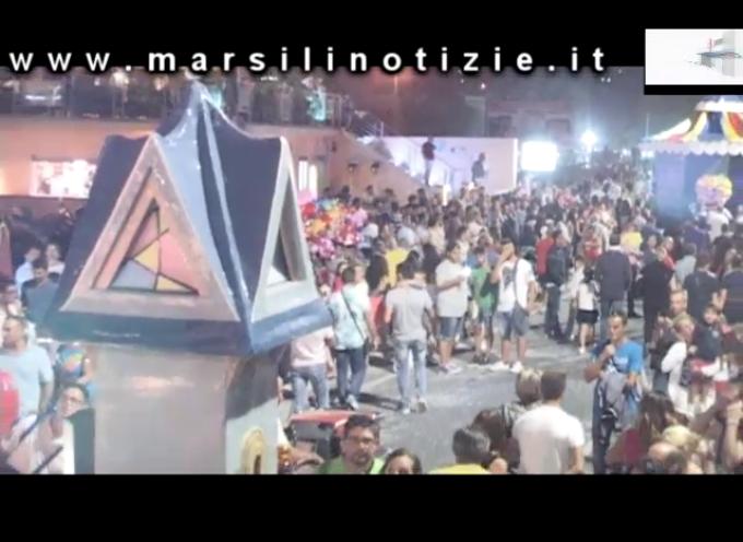 Carnevale Estivo Paola 2014: «un Amore così Grande» [VIDEO REPORT E INTERVISTE]