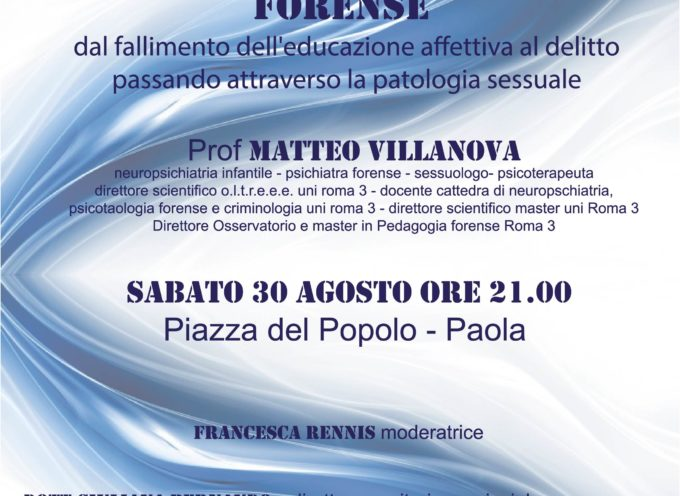 """Paola, Piazza del Popolo """"scena del crimine"""" (discusso)"""