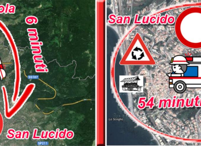 San Lucido – Ragazza colta da malore, polemica sulla viabilità