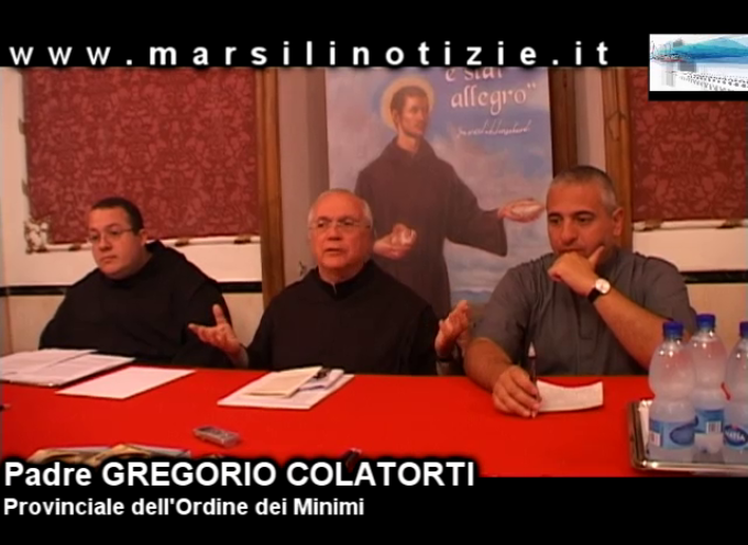 Il Minimo diventa Santo. Il Beato Nicola, l'Ordine e la Calabria [VIDEO INTERVISTA AL PROVINCIALE]