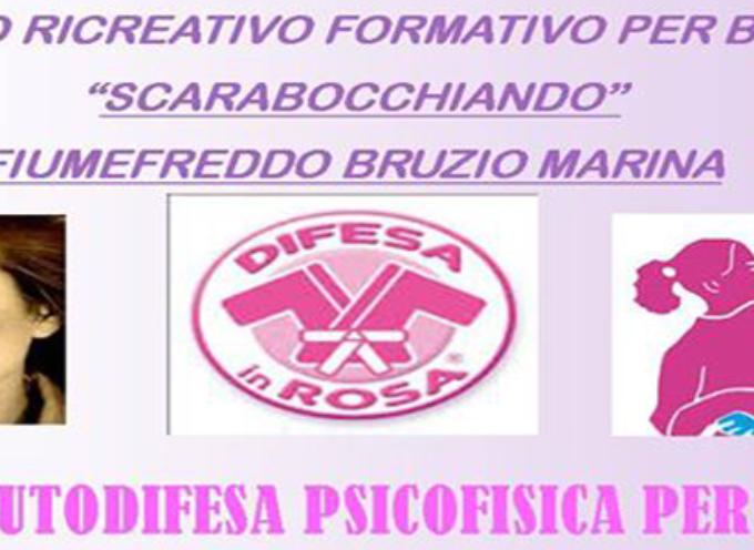 """""""Fiumefreddo in Rosa"""" , corsi di autodifesa per donne e bimbi"""