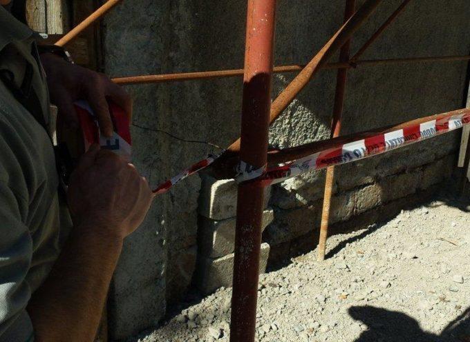 Sequestrata costruzione abusiva nel Parco del Pollino