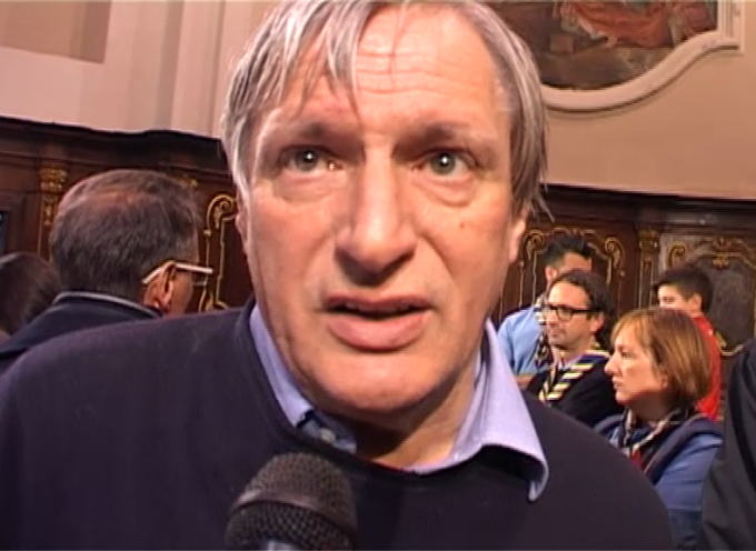 Don Ciotti a Cetraro, per esistere e resistere [VIDEO INTERVISTA]