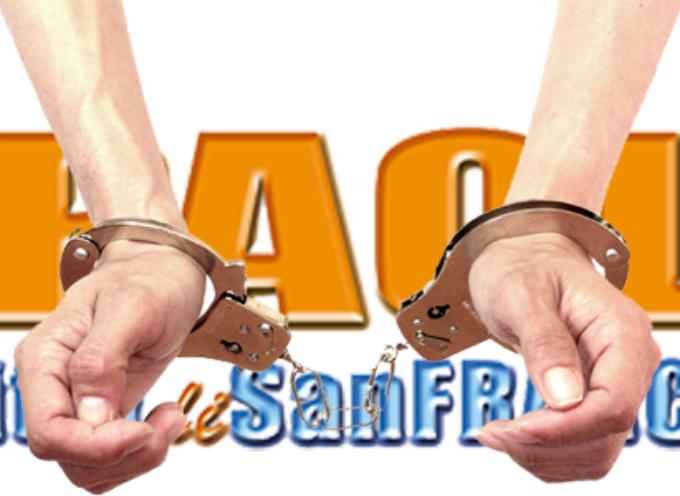 Paola Città dei fermi e degli arresti. Operazioni in corso