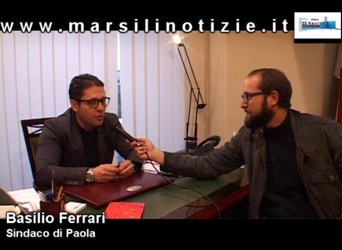 Basilio Ferrari: «difficile recuperare la Maiorano» [VIDEO]