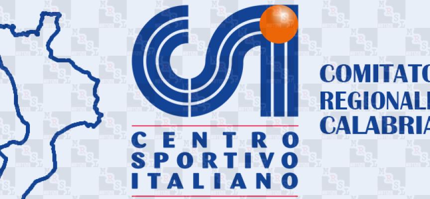 Dal Centro Sportivo Italiano, Calabria, gli auguri per il 2015