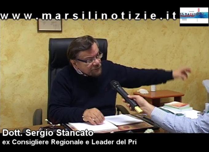 Sergio Stancato (Pri): «Non si è fatto quasi niente»