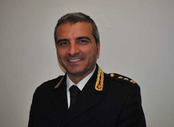 Cataldo Pignataro è il nuovo dirigente dell'Ufficio Volanti