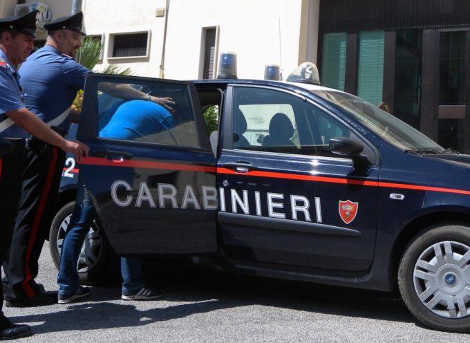 Paola – Carabinieri della locale Compagnia effettuano arresto e 9 denunce