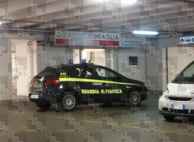 """Paola – La Guardia di Finanza fa visita alla """"Grande Muraglia"""""""
