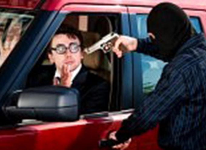 Rapine in auto nel cosentino. Richiesto l'intervento del Prefetto