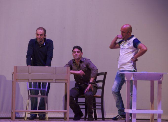 """""""Amore sbarrato 2"""" interpretato da un gruppo di detenuti attori"""