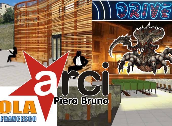 """Paola – La cultura, l'anfiteatro 7 Fontane e il sindaco """"Drive-In"""""""