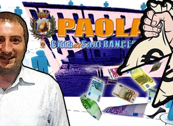 Paola – Il Consigliere Focetola: «Dimezziamoci le spettanze» [«e costituiamo un fondo per le famiglie disagiate, per lavori socialmente utili e per i dipendenti Ecopa»]