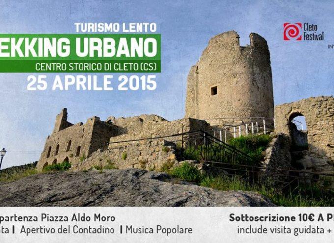 Cleto-Trekking urbano per riscoprire le bellezze del borgo