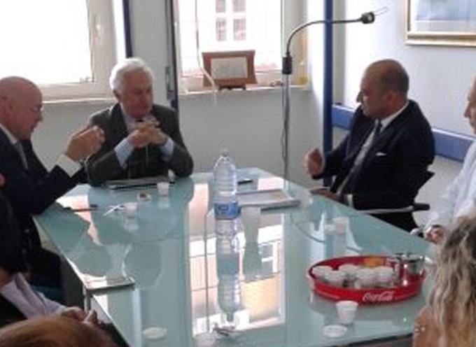 Paola – Il Commissario Scura visita l'Ospedale San Francesco