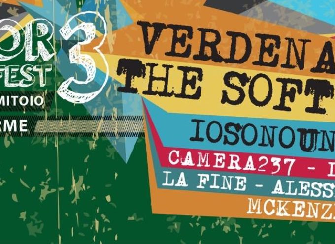 COLORfest 3 con i Verdena, The Soft Moon e IoSonoUnCane