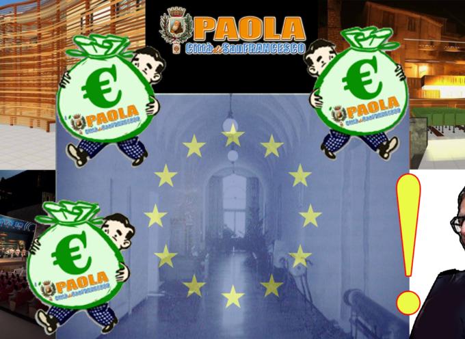 [Paola – Sull'ex Palazzo di Città] Ferrari spiega: «Commesso errore nel Pisl» (di Perrotta) [VIDEO]