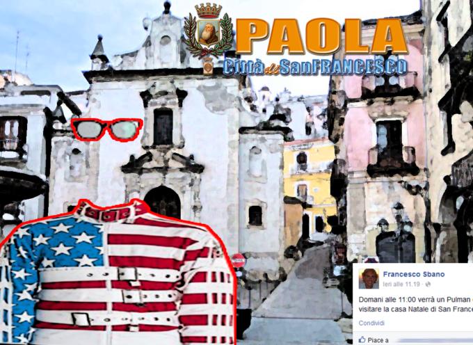 Paola – Americani invisibili nel Centro Storico domenicale