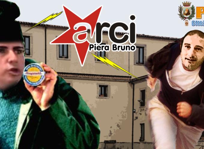 [Paola] L' Arci Piera Bruno sbeffeggia il duo Sbano&Focetola