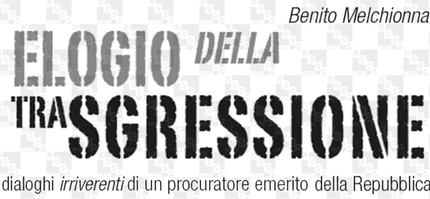 [Paola] Al S. Agostino Benito Melchionna elogia la Trasgressione [VIDEO INTERVISTA]