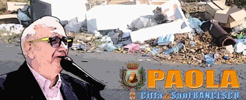 Paola – Per Cosmo De Matteis TASSE sproporzionate rispetto ai servizi