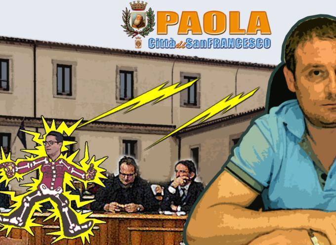 """[Paola] Il Consigliere Fabio Buono """"fulmina"""" Ferrari ed il suo esecutivo [«Troppi assessori Tuttologi»]"""