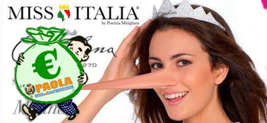 Miss Italia a Paola – Il Sindaco fischiato dal pubblico [VIDEOCLIP]
