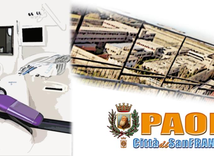 Paola – Un riunito odontoiatrico per la casa circondariale