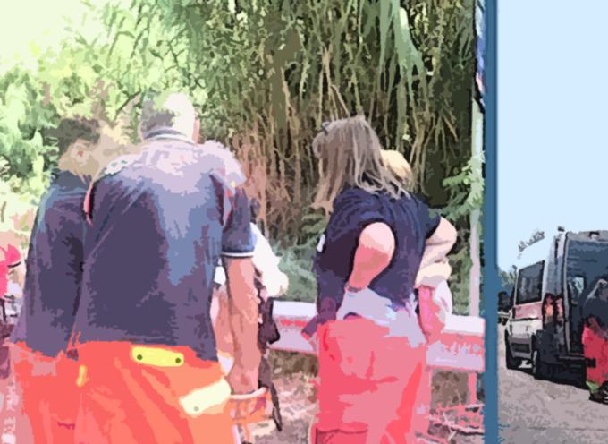 Mattina di incidenti intorno a Paola. Poco fa travolto un ciclista [FOTO]