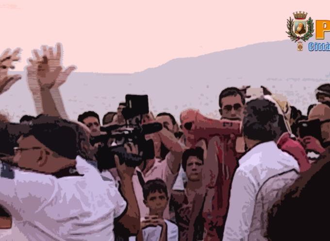 """[Paola] Salviamo il Nostro Mare: VIDEO dell' """"Esclusiva"""" rivolta"""