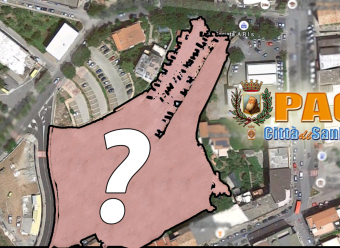 L'asfalto sull'area parcheggio al centro di Paola verrà posato?