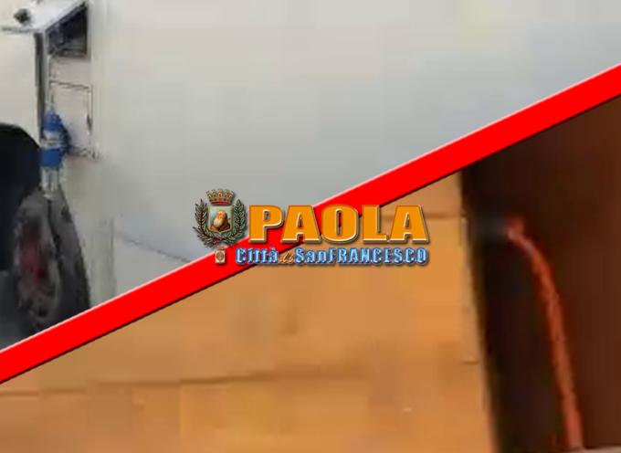 Delirio a Paola:  c'è un filo che conduce ai Polli [VIDEO]