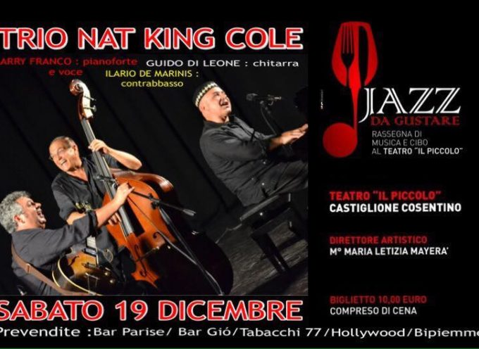 Jazz da gustare saluta, ultime due serate il 19 e 22 dicembre