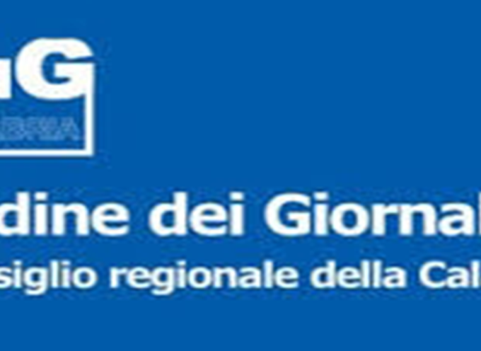 L'Ordine dei Giornalisti della Calabria contro Oliverio [«Faccia un bando pubblico per la selezione dei giornalisti dell'Ufficio Stampa»]