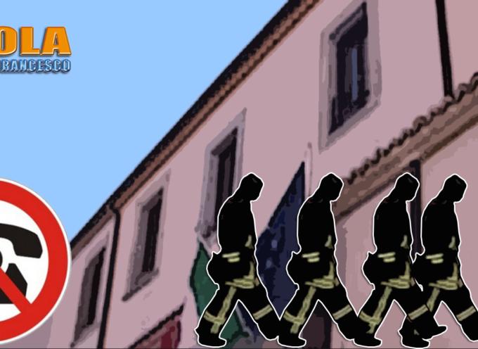 [Paola] Blackout telefonici e rischi sui servizi: i pompieri vanno via?