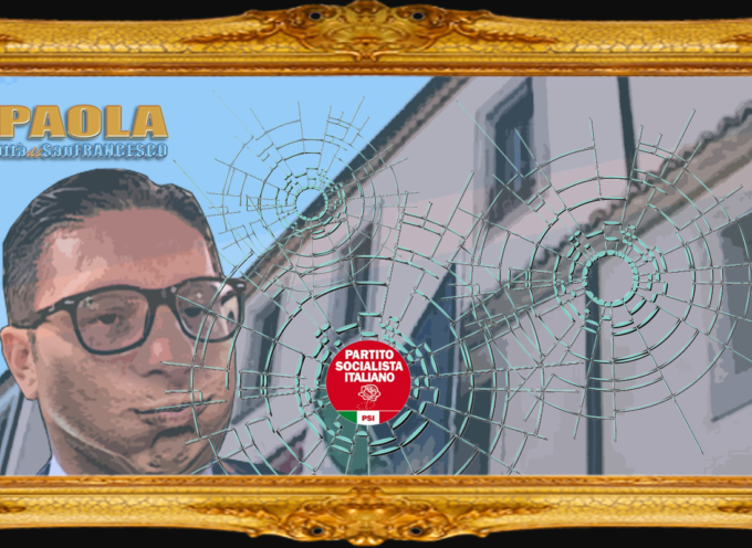 Campagna elettorale Paola – I Socialisti mirano a colpire il Dissesto